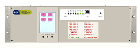 GARD 8000 Protective Relay & Communications System