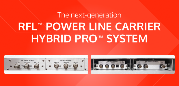 RFL™ Power Line Carrier Hybrid Pro™ System