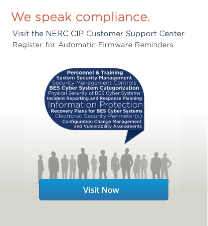 Visit the NERC CIP Customer Support Center